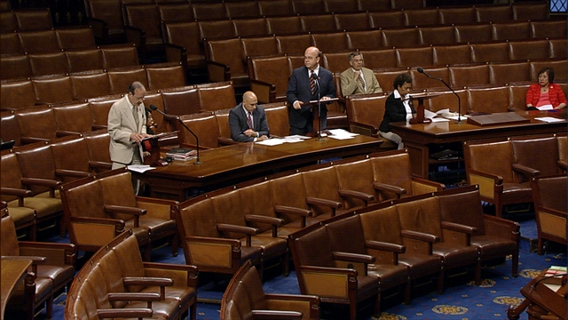 House Debates Iraq Resolution