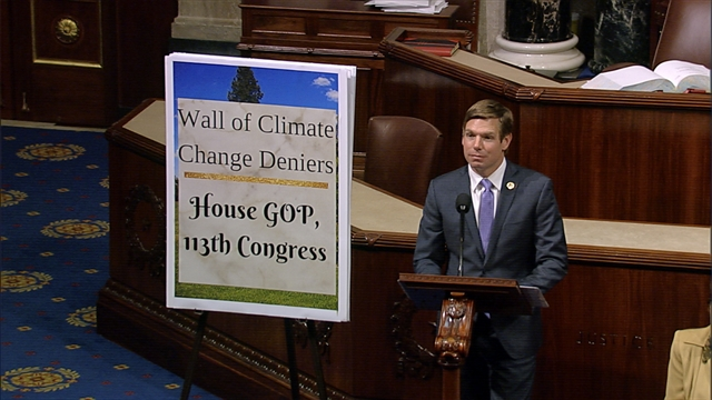 Swalwell on Climate Change